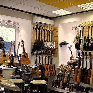 Музыкальные магазины Красноармейска