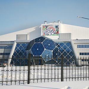 Спортивные комплексы Красноармейска