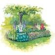 Загородный клуб Юна-Лайф - иконка «сад» в Красноармейске